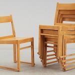 sven markelius székek